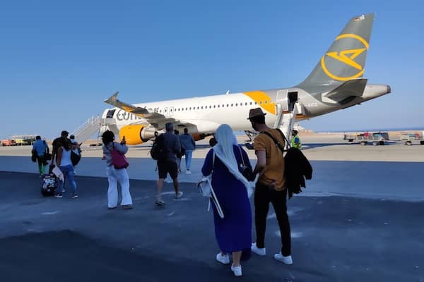 Araxos Airport Airlines